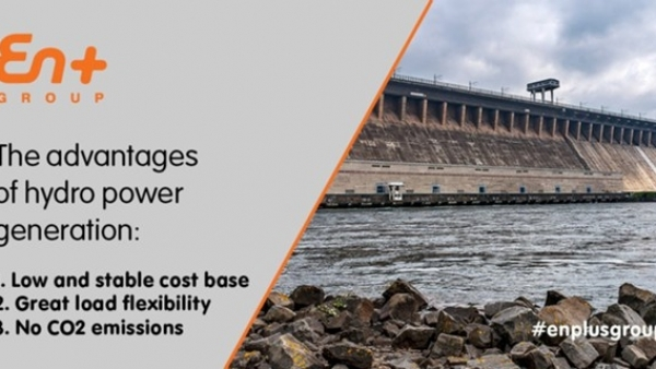 advantages of hydro power